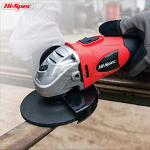 Corded Mini Angle Side Grinder w/Safety Guard & Support Handle.