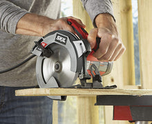 Circular Saw with Single Beam Laser Guide, Depth of cut at 2-3/8 in.