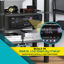 Home Theater Audio Stereo Sound Receiver Box