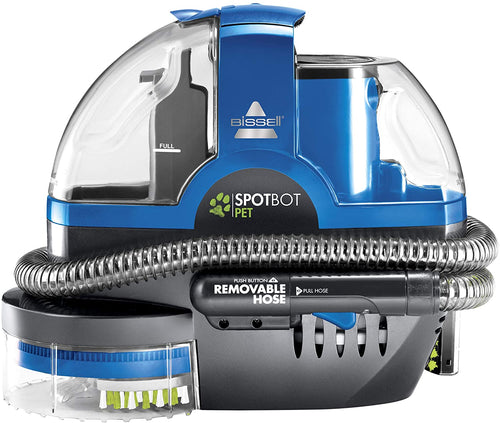SpotBot Portable Deep Cleaner for Upholsteries, Rugs, & Carpets | Perfect for Pet Owners.