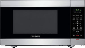 Frigidaire 1.6 cu. ft. Countertop Microwave in Stainless Steel
