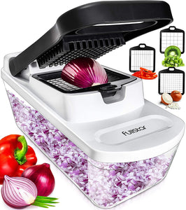 Vegetable Chopper Dicer Onion Chopper - Food Chopper Vegetable Cutter