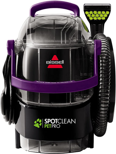 Pro Portable Carpet Cleaner, w/Add-on options.