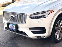 All New 2020 Tougher Than Steel Ultimate Automobile XXL Front Bumper Guard Protector License Plate Frame.