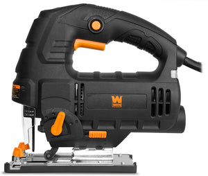 Jig Saw with Laser and LED Light,  And 6.6  Amp Variable Speed Orbital.