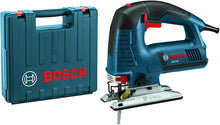 Bosch Power Tools Jigsaw Kit -7.2 Amp Corded Variable Speed Top-Handle Jig Saw Kit with Assorted Blades and Carrying Case.
