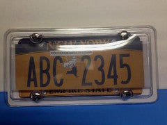Camera Blocker License Plate Cover
