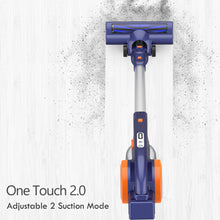 Cordless Stick Vacuum, 18000pa  4-IN-1 Vacuum w/Long Lasting Runtime of 50mins.