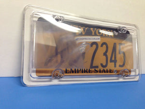 One Anti Photo Radar Shield License Plate Cover
