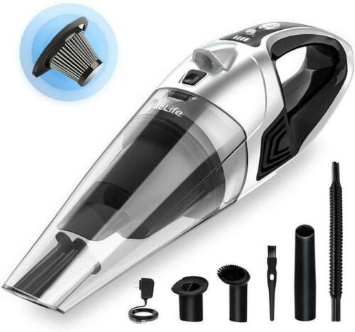 Handheld Vacuum Cordless with High Power Quick Charge