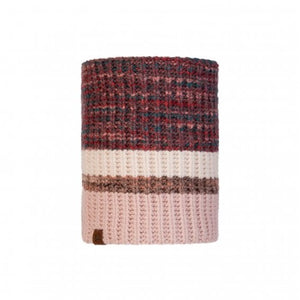 BUFF Knit Neckwarmer Alina Blossom Red