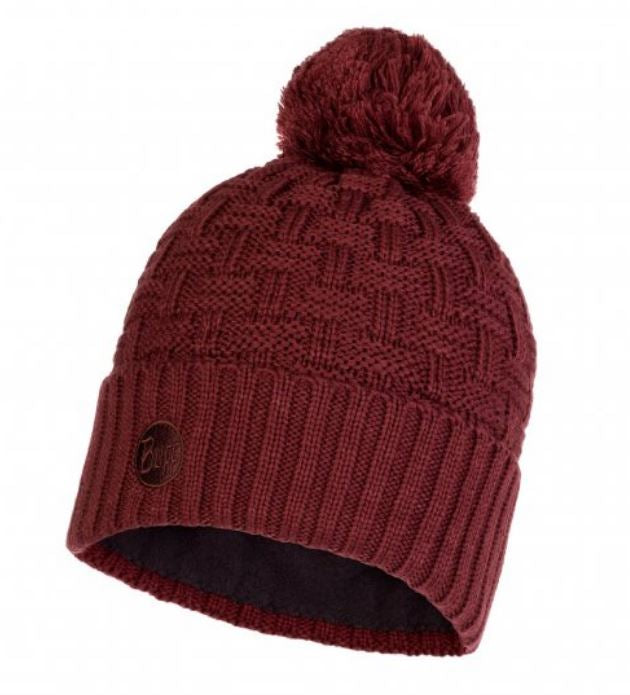 BUFF Knit Hat Airon Maroon