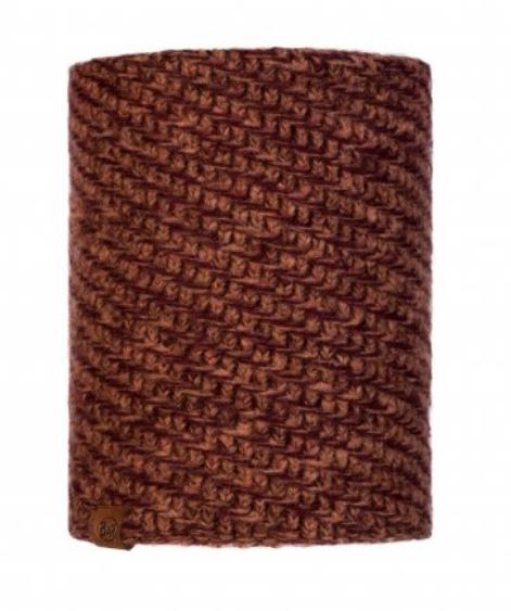 BUFF Knit Neckwarmer Agna Rusty