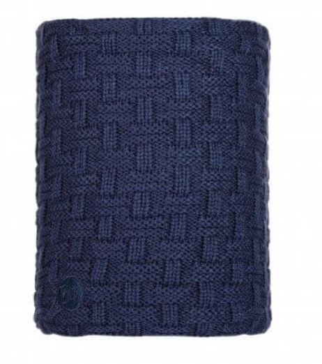 BUFF Knit Neckwarmer Airon Dark Denim