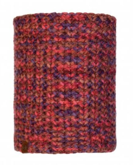 BUFF Knit Neckwarmer Margo Maroon