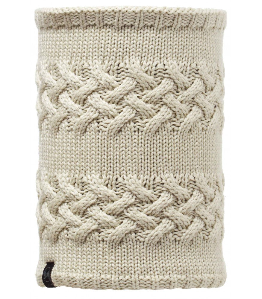 BUFF Knit Neckwarmer Savva Cream