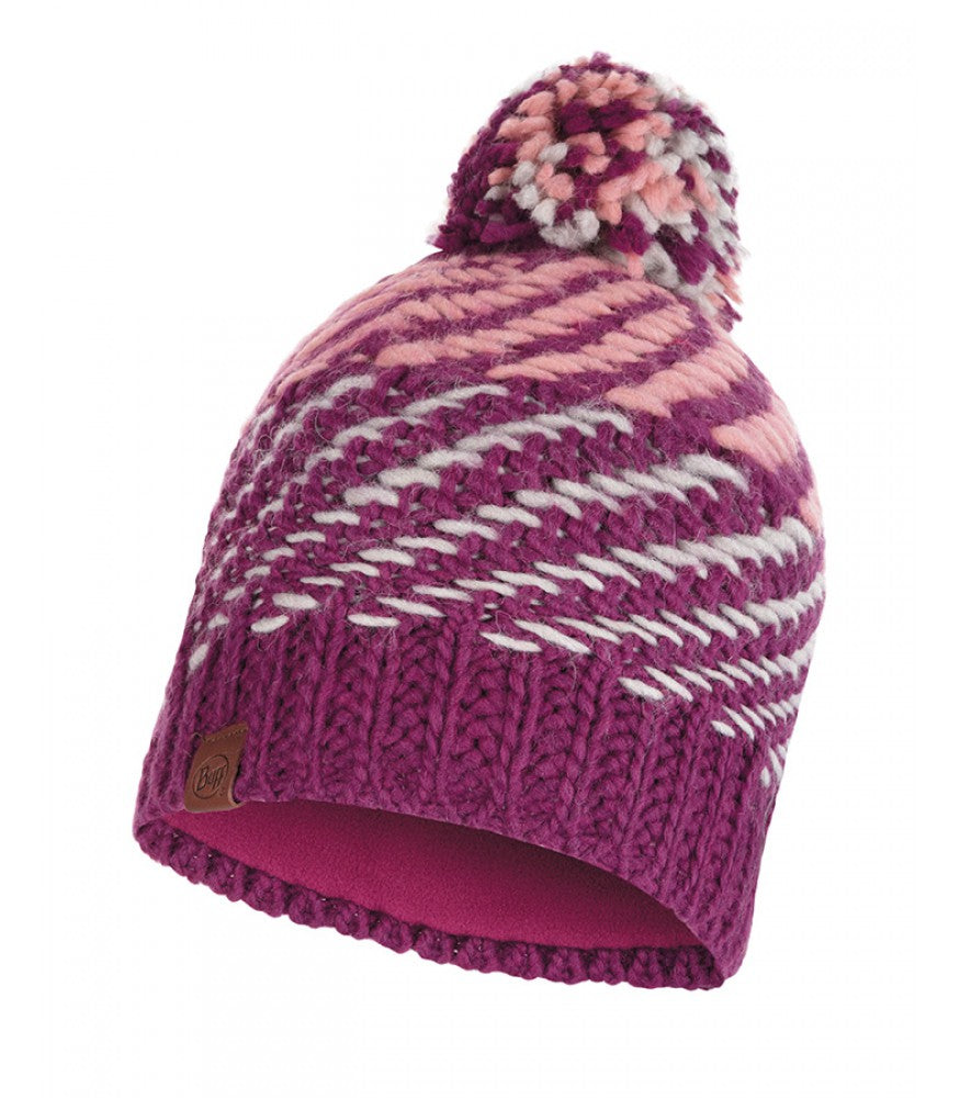 BUFF Knit Hat Nella Purple