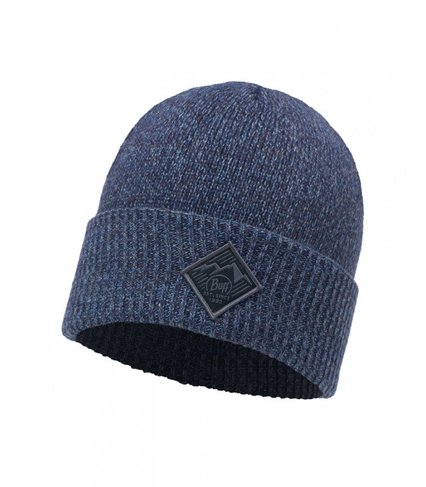 16ca596f519 BUFF Knit Hat Pavel Medieval Blue - Outdoors Oriented