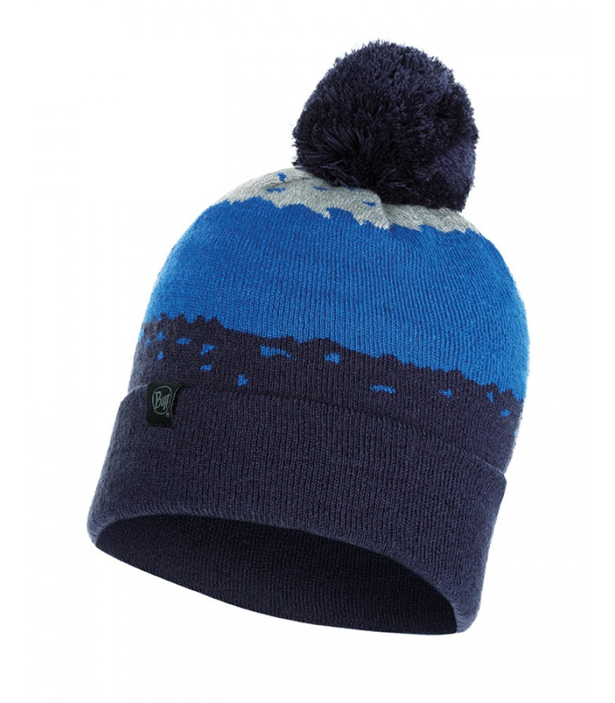 852411b455b BUFF Knit Hat Tove Night Blue - Outdoors Oriented