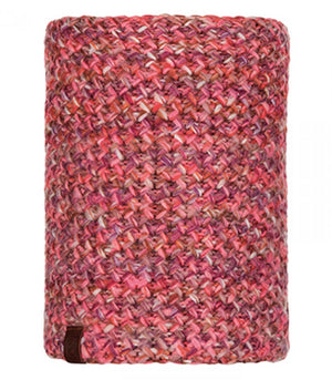 BUFF Knit Neckwarmer Margo Flamingo