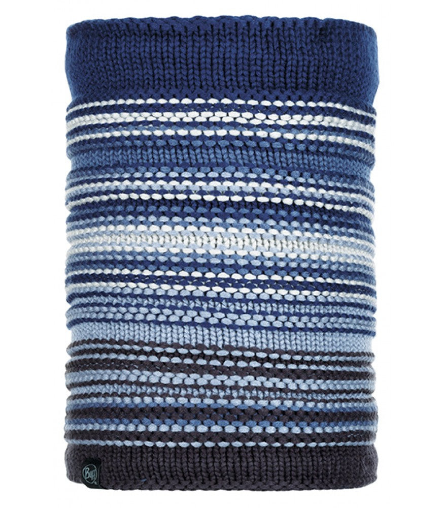 ccca9b7101b BUFF Knit Neckwarmer Neper Blue Ink