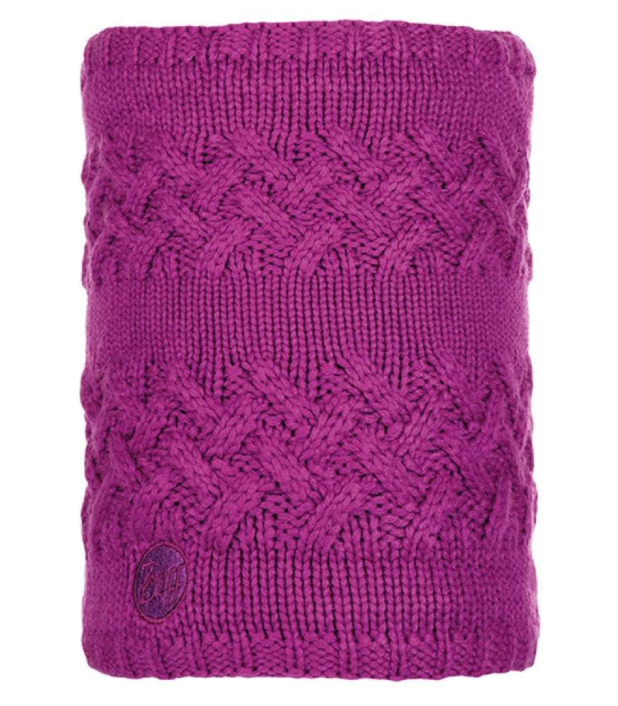 BUFF Knit Neckwarmer Savva Mardi Grape