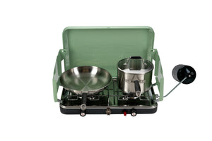 Eureka Ignite 2 Burner Stove