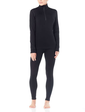 Icebreaker 260 Tech LS Half Zip - Women's