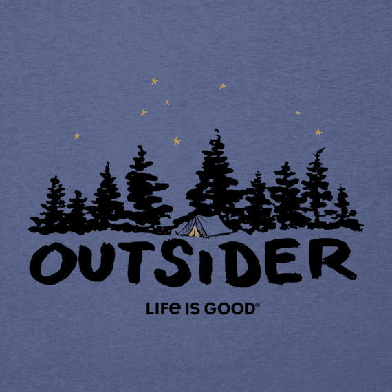 Life Is Good Cool SS Outsider - Men's