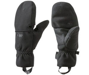 Outdoor Research Gripper Convertible Gloves - Men's