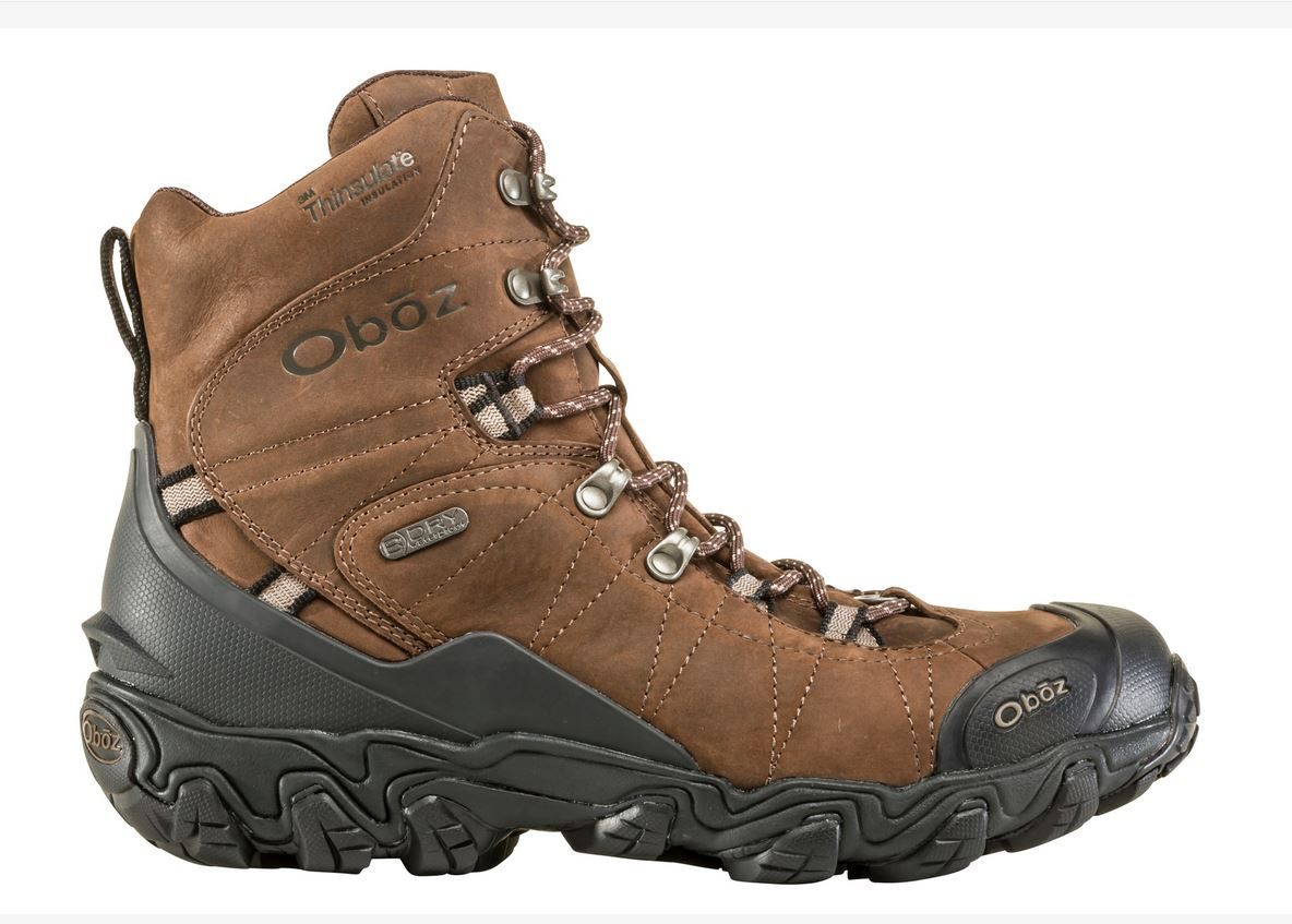 "Oboz Bridger 8"" Insulated BDry - Men's"