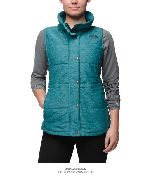 0ccb2e052d37 The North Face Pseudio Vest - Women s - Outdoors Oriented