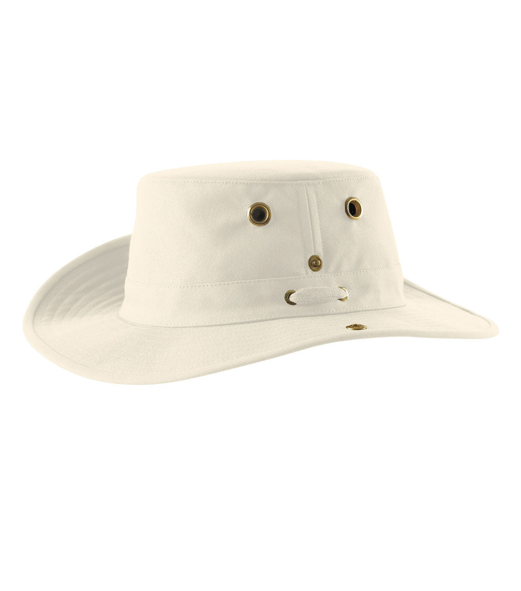 Tilley T3 Snap-Up Cotton Hat - Unisex