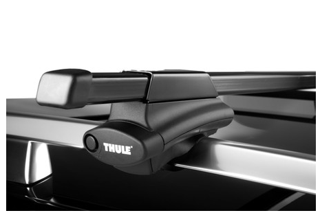 Thule CrossRoad Rail Foot Pack