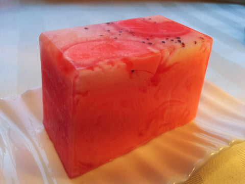 Ginger-Peachy Kleen - Handmade Soap