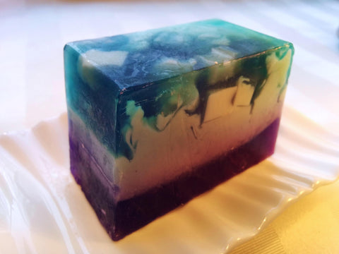 Blueberry Verbena - Handmade Soap