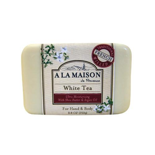 A La Maison Bar Soap White Tea - 8.8 oz - {shop_name}