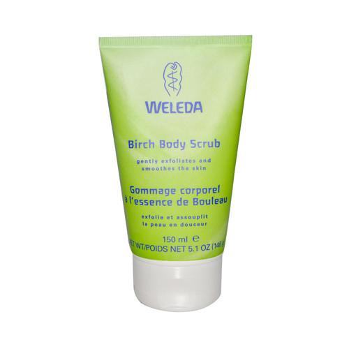 Weleda Birch Body Scrub - 5.1 fl oz - {shop_name}