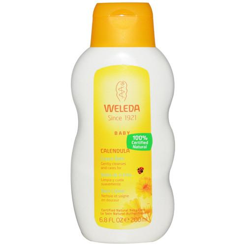 Weleda Baby Bath - Calendula Cream - 6.8 fl oz - {shop_name}