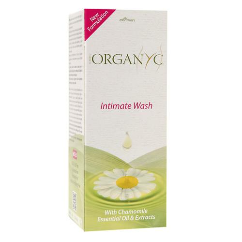 Organyc Feminine Intimate Wash - Natural - 8.5 oz - {shop_name}