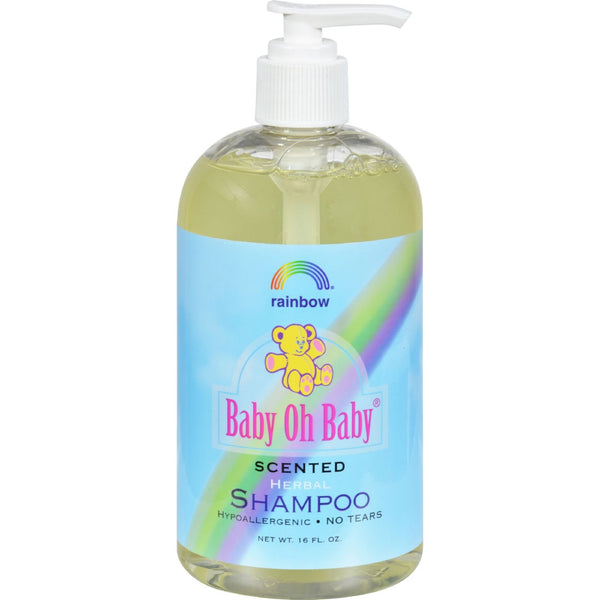 Rainbow Research Shampoo - Organic Herbal - Baby - Scented - 16 fl oz - {shop_name}