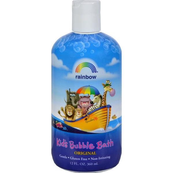 Rainbow Research Organic Herbal Bubble Bath For Kids Original Scent - 12 fl oz - {shop_name}
