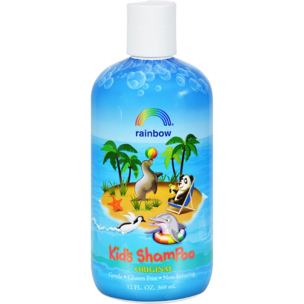 Rainbow Research Organic Herbal Shampoo For Kids Original Scent - 12 fl oz - {shop_name}