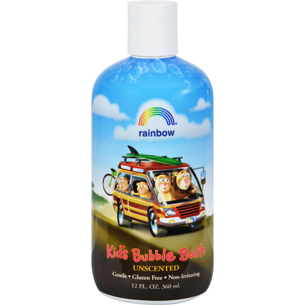 Rainbow Research Organic Herbal Bubble Bath For Kids Unscented - 12 fl oz - {shop_name}