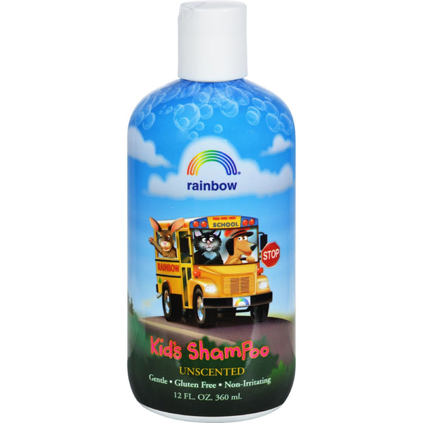 Rainbow Research Organic Herbal Shampoo For Kids Unscented - 12 fl oz - {shop_name}