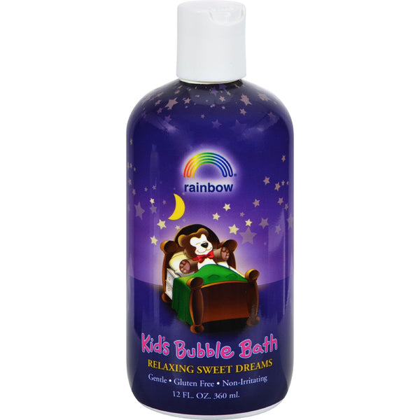 Rainbow Research Organic Herbal Bubble Bath For Kids Sweet Dreams - 12 fl oz - {shop_name}