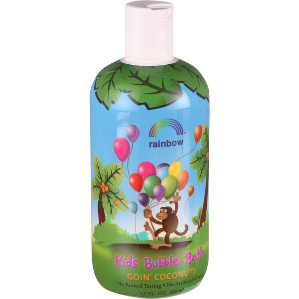 Rainbow Research Kids Bubble Bath - Goin Coconuts - 12 oz - {shop_name}