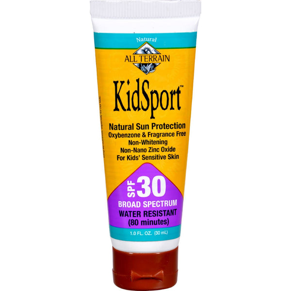 All Terrain Kid Sport Sunscreen SPF 30 - 1 oz -Baby Sun Protection- Allergy Free Me