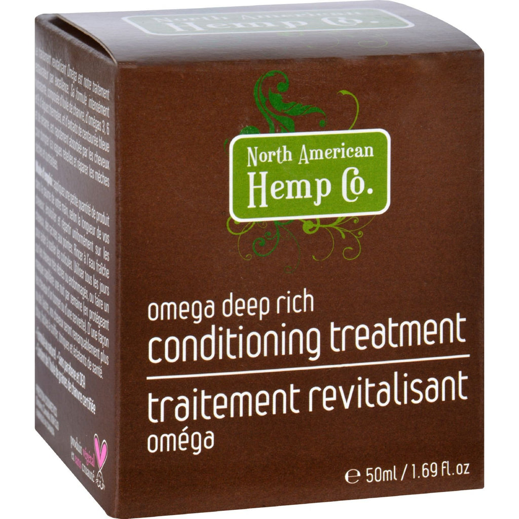 North American Hemp Company Conditioning Treatment - 1.69 fl oz -Conditioner- Allergy Free Me