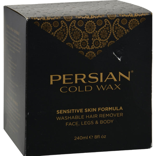 Parissa Cold Wax Hair Remover - 8 oz - {shop_name}